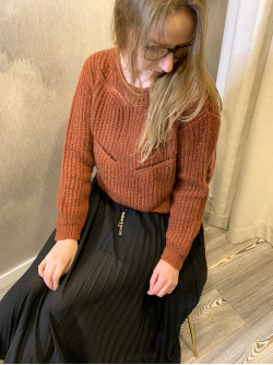 Pull en maille One Step