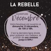 La magie de Noël, c'est aussi d'être ouvert le dimanche :) Nous vous attendons demain après-midi, pour préparer les derniers cadeaux, et pour profiter de nos remises allant jusqu'à -50% 😍👍🏻🧑🏻🎄  #pretaporter #pretaporterfemme #hazebrouck #hazebrouckmaville