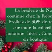 #cadeaunoel #prixdoux #anepasmanquer #sefaireplaisir #sesentirbelle #hazebrouckmaville #larebellehazebrouck 🎅🏻