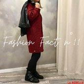 🐓Fashion Fact n°11 🐓  Saviez-vous que: Le premier best-seller de la maison Dior est un tailleur pied-de-poule? 👠  En France, Christian Dior fera d'ailleurs très vite de ce motifl'emblème de sa maison de couture.🧵 Le mythe du pied-de-poule prend définitivement son essor dans les années 1950.  Son retour depuis quelques années est venu de la mode anglaise 🇬🇧 Redevenu rock, le motif est alors revisité.. 👀  Nous vous proposons une nouvelle gamme en boutique de la robe jusqu'au pantalon 💁♀️  Bon week-end, L'équipe La REBELLE 💋